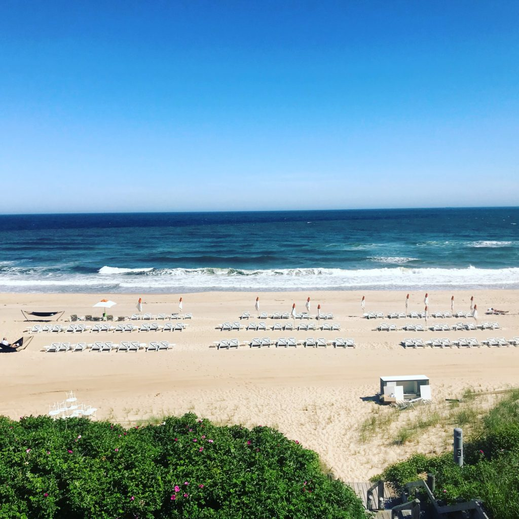 View from Gurney's Montauk
