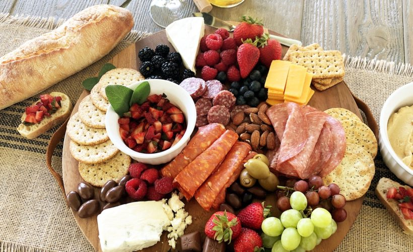 The Perfect Summer Charcuterie Board