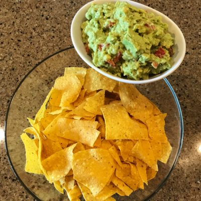 Crowd Pleasing Guacamole
