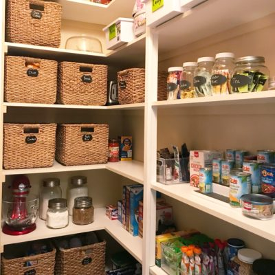 Pantry Refresh