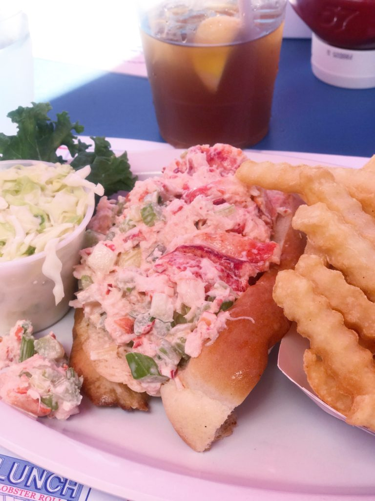 Lunch aka Lobster Roll