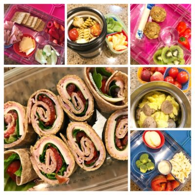Back To School: Healthy School Lunch Ideas