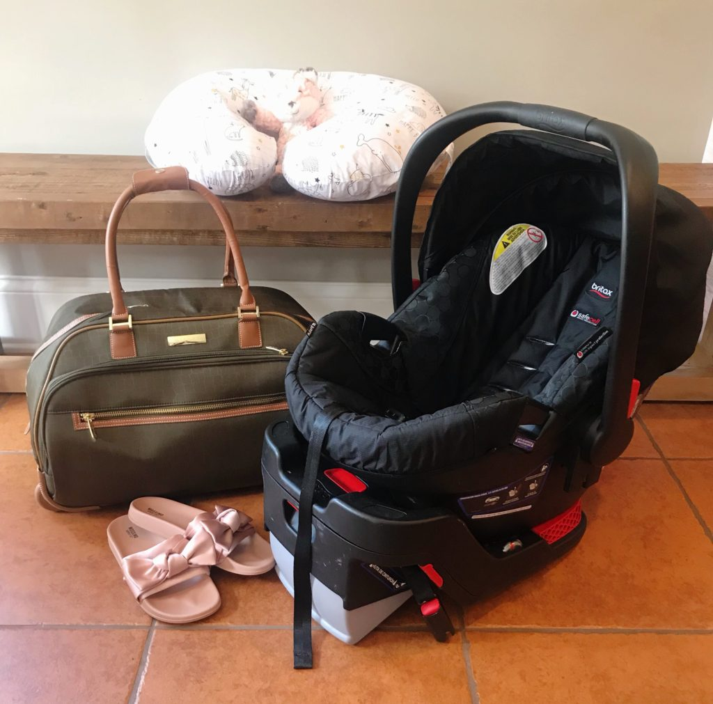 Packing for having a baby