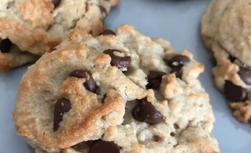 The Most Amazing Chocolate Chip Cookies