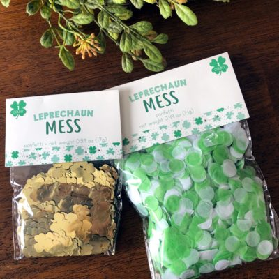 St. Patrick's Day Shenanigans For Your Kids