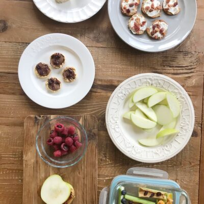 Healthy and Easy Snacks for Kids