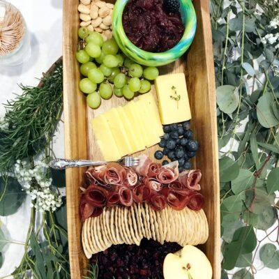 Charcuterie Bridal Shower