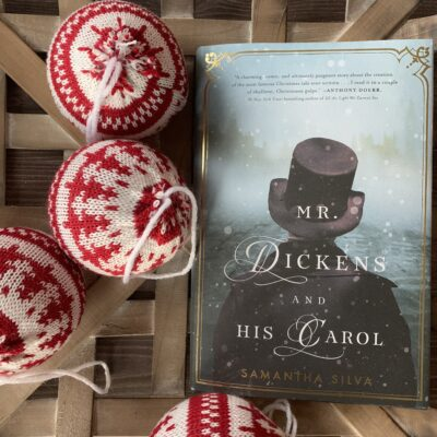 December Book Review: Mr. Dickens and His Carol