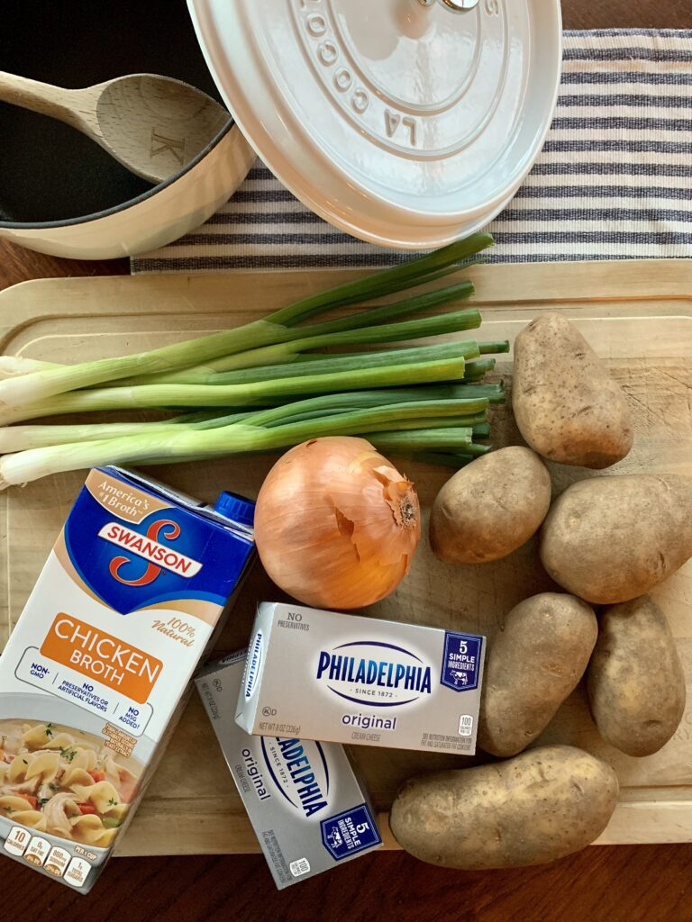 best ever potato soup ingredients