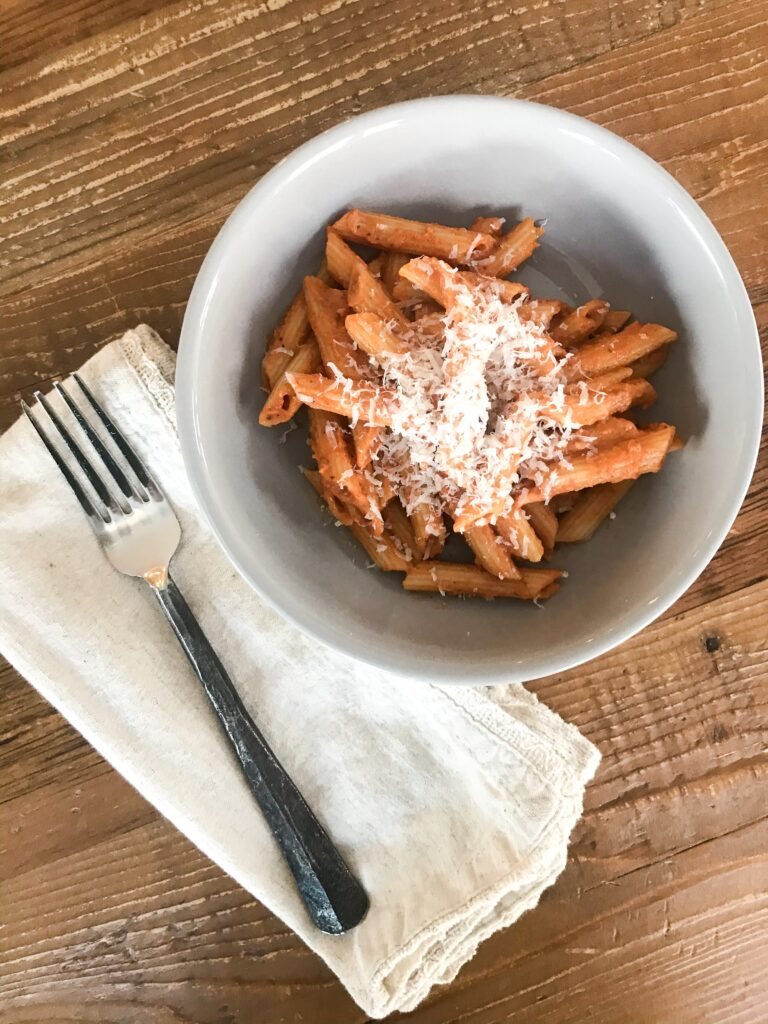 Vodka Sauce with Penne