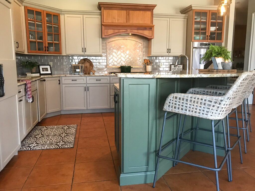 Kitchen Facelift