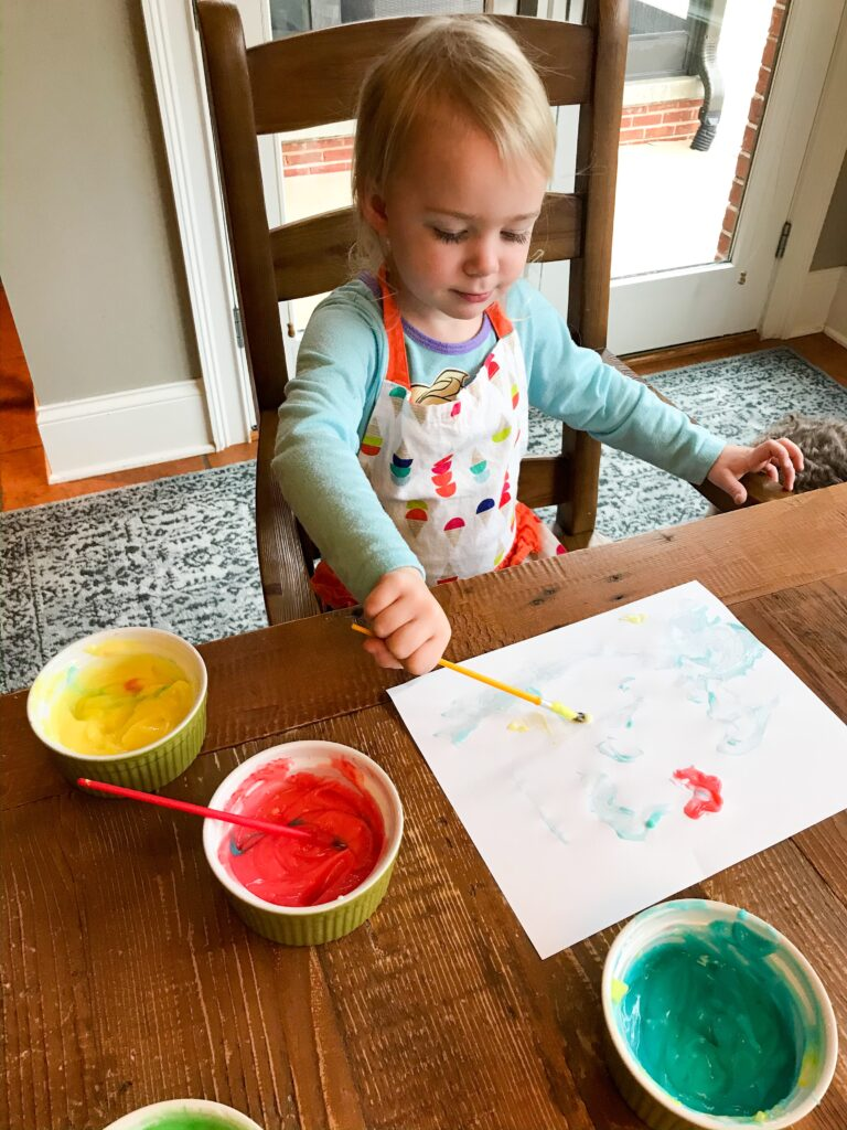 Toddler Craft Time