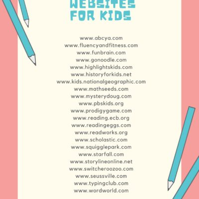 Free Learning Websites for Kids