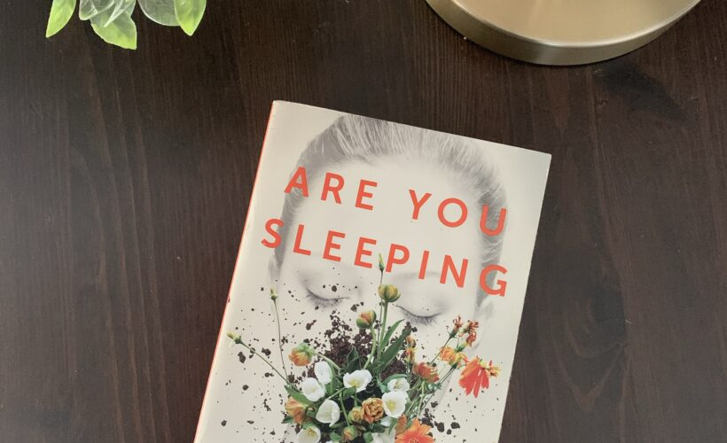 are you sleeping book, truth be told by kathleen barber