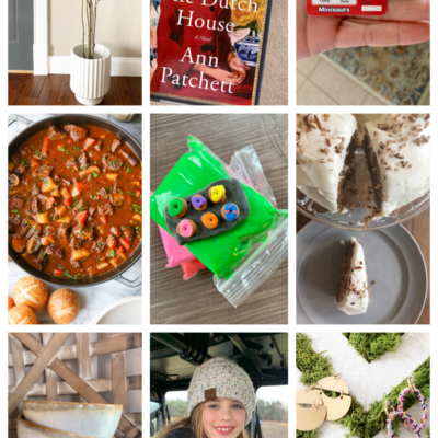 Friday Favorites:  March