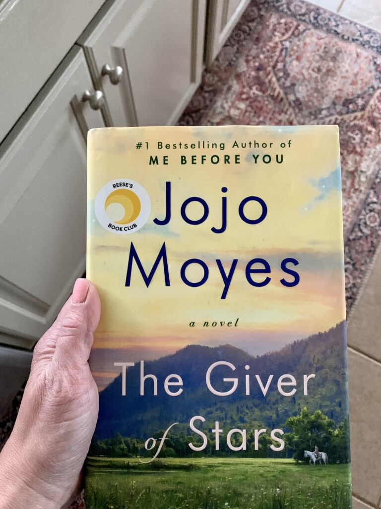 the giver of stars book cover and book review