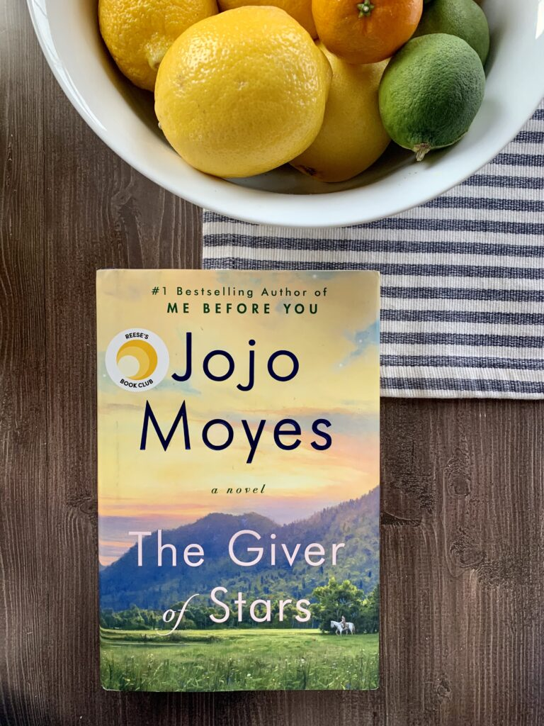The Giver of Stars by Jojo Moyes book review