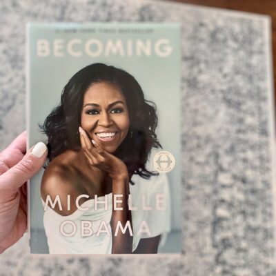 May Book Review: Becoming