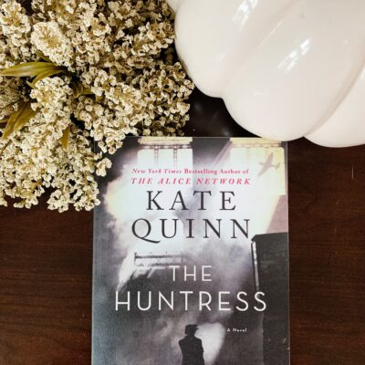 September Book Review: The Huntress