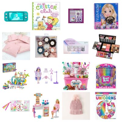 Christmas Gift Guide:  Girls Age 7 – 9