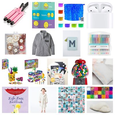 Christmas Gift Guide:  Girls Age 9 – 12