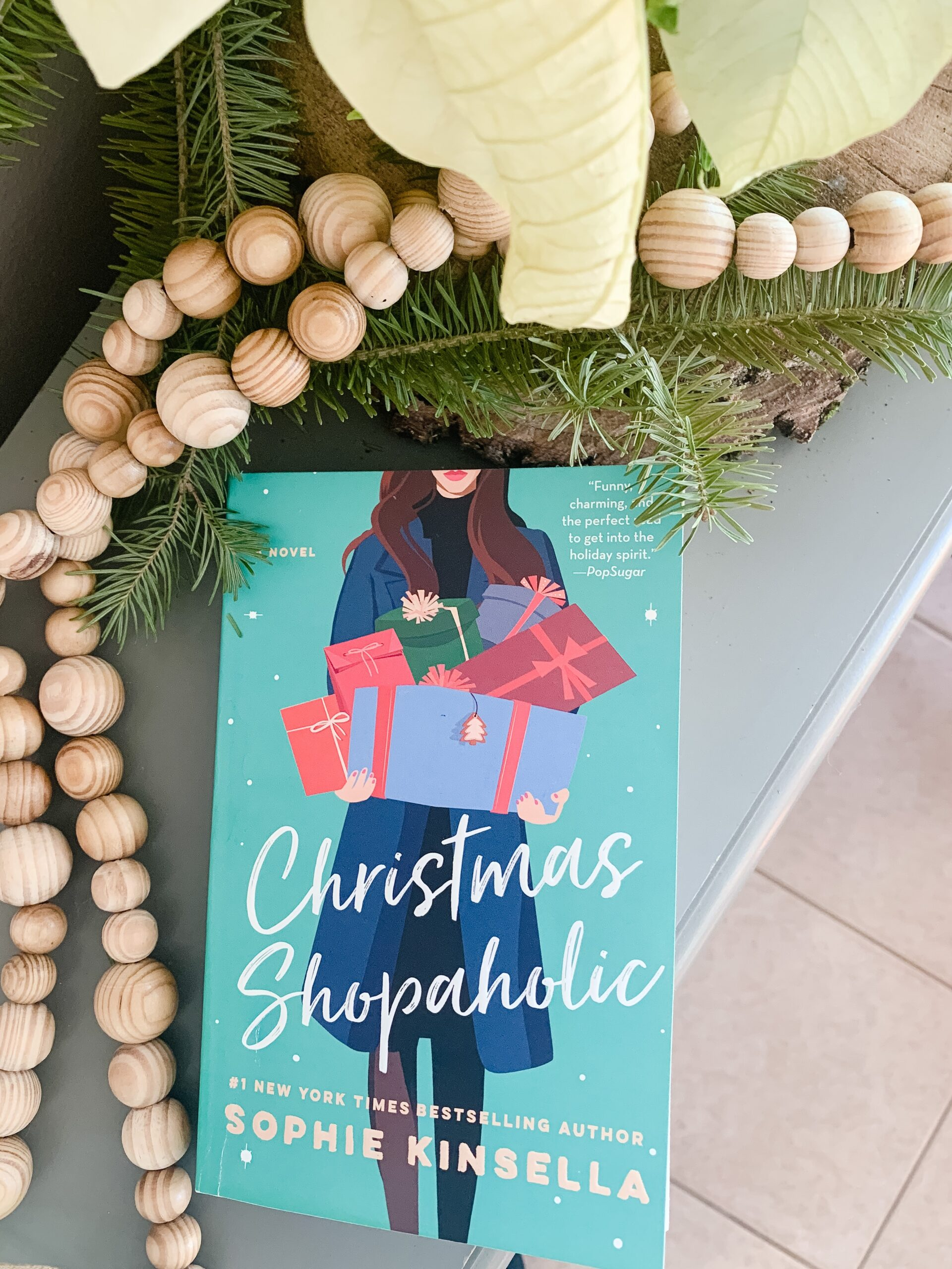 christmas shopaholic by sophie kinsella book review