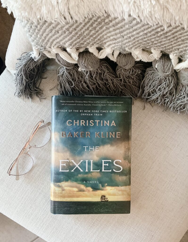 Book review of The Exiles by Christina Baker Kline