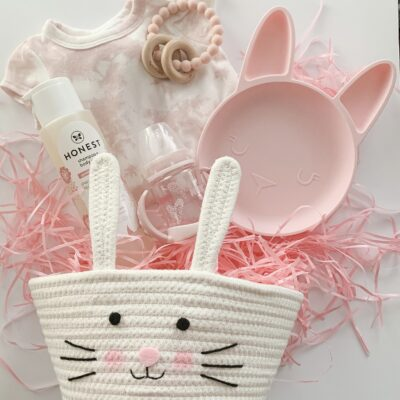 Baby and Toddler Easter Basket Favorites